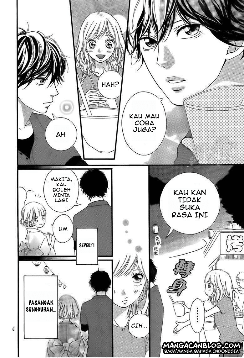 Ao Haru Ride Chapter 15-9