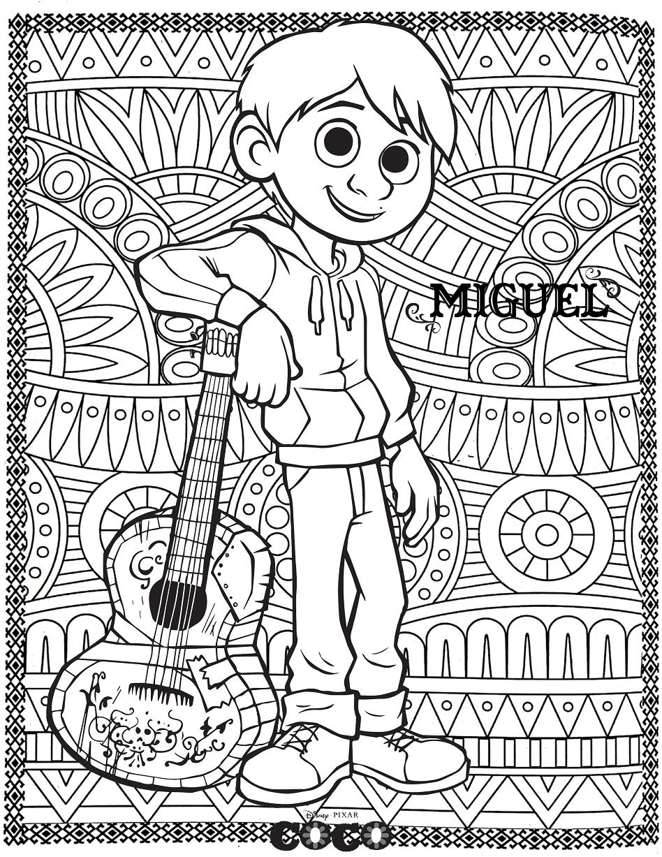 Dibujos Para Colorear De Un Coco ~ Ideas Creativas Sobre Colorear