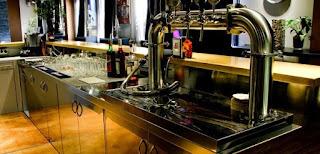 mostradores bar