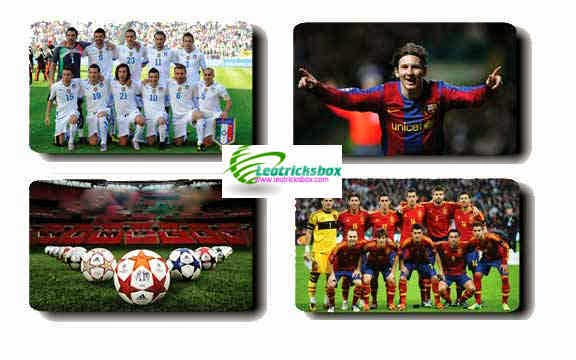 Desktop Picture : 110 HD Football Wallpaper