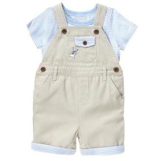Rabbit Overall Set