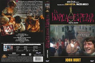 Carátula: La horca puede esperar (1969) Sinful Davey