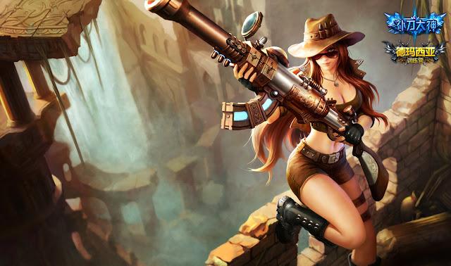 Mod Skin Sheriff Caitlyn
