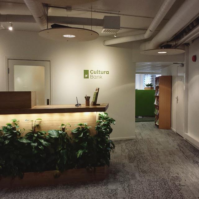 Be:Eco er bedriftskunde hos Cultura Bank