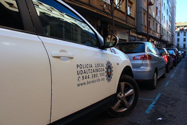 Detenidos dos adolescentes de 14 años que hacían trompos en El Regato en un coche robado