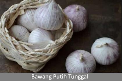 (Resep Herbal) Cara Pengobatan Stroke Secara Tradisional dengan Bawang Putih Tunggal