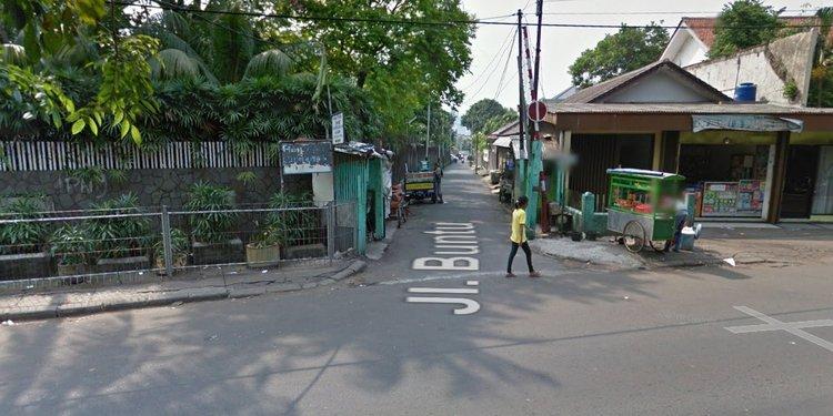 Sejarah Hitam Gang Buntu Jakarta Selatan