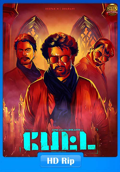 Petta 2019 Hindi 720p HDRip ESub x264 | 480p 300MB | 100MB HEVC Poster