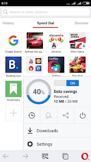 Download & Unduh Opera Browser Android