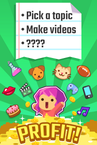 Vlogger Go Viral Tuber Game MOD APK 1.11 Terbaru