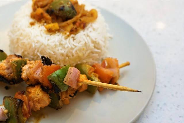 Shashlik   Chicken Shashlik Recipe