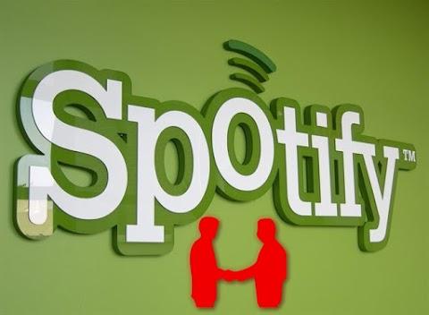 Spotify en Twitter?