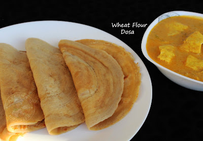 wheat dosa recipe from ayeshas kitchen soft spongy tiffin dosa recipe kids special breakfast dosa healthy diet breakfast no oil alternative for chapathi