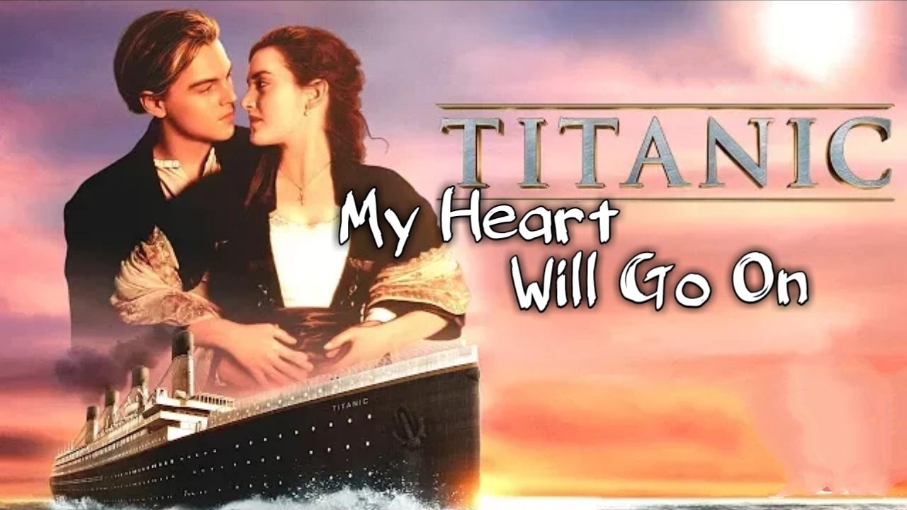 My Heart Will Go On Titanic Guitar Chords Tgtutorials