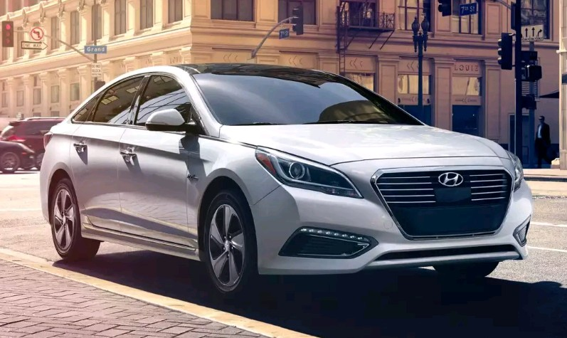 2017 hyundai sonata hybrid reviews cars reviews rumors and prices. Black Bedroom Furniture Sets. Home Design Ideas