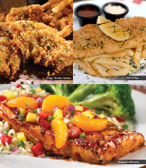 TGI Fridays Malaysia Chicken Fried Chicken
