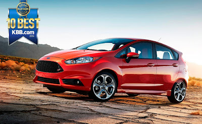 The 2016 Ford Fiesta Has the Cool Factor You Need