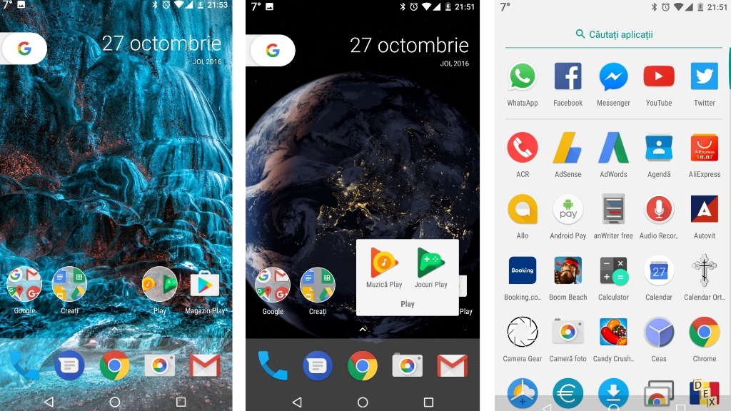 Cum transformi un telefon Android într-un Google Pixel
