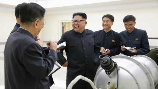 North Korea nuclear crisis: Kim Jong-un 'begging for war'