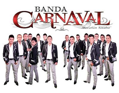 carnaval musica de banda grupo mazatlan
