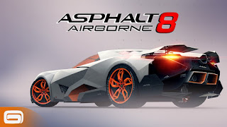 Asphalt 8 Airborne v2.5.0k Apk + Data (Unlimited All)