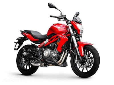 Benelli TNT 300 red color Hd Wallpapers
