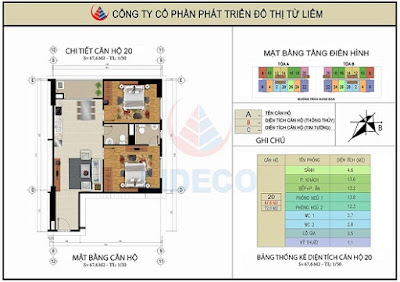 Chung Cư Lideco Hạ Long