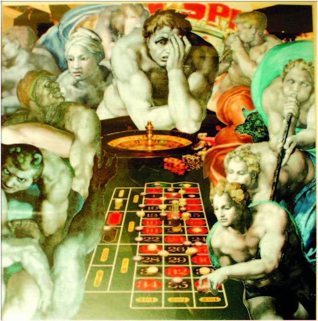 Wallpaper For Iphone 6 Fall Gambling Art Desktop Wallpapers