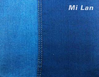 Vải jean T/R thun nữ W69