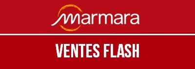 Vente flash Marmara Mai en Folie !