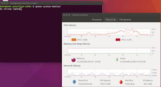 cara Membuka Task Manager Di Linux Ubuntu
