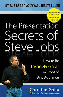 Presentation Secrets Of Steve Jobs : Carmine Gallo Download Free Education Book