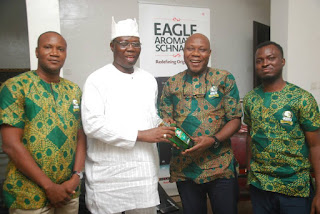 Eagles Schnapps salutes new Generalissmo of Yorubaland