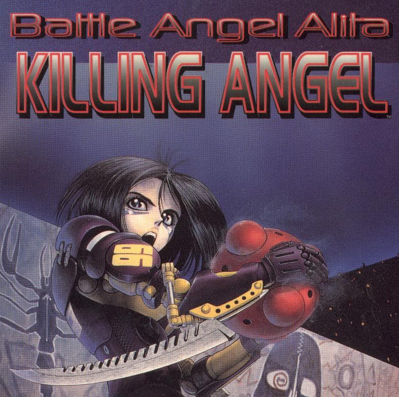 Battle Angel Alita chapter 13 trang 3