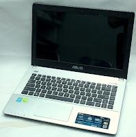 harga jual Asus X450JF - Laptop Gaming Bekas