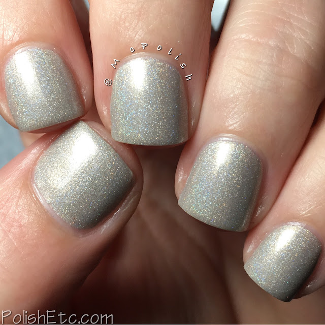 Random Nails of the Day - McPolish - The Meadow Grass by Lollipop Posse Lacquer