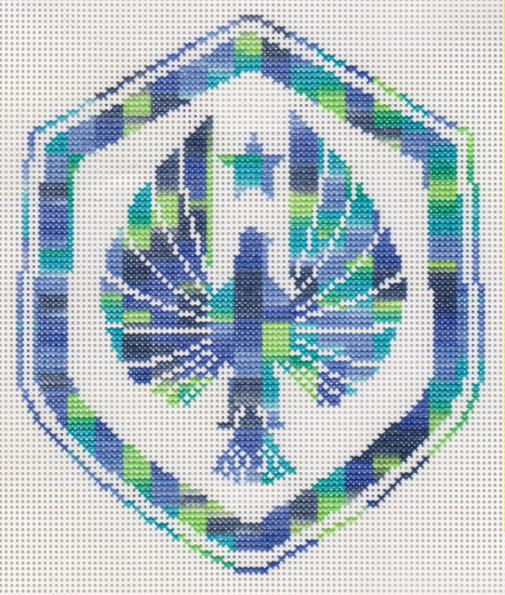 Dork Stitch: My Pacific Rim Cross Stitch Is Done, and So Are