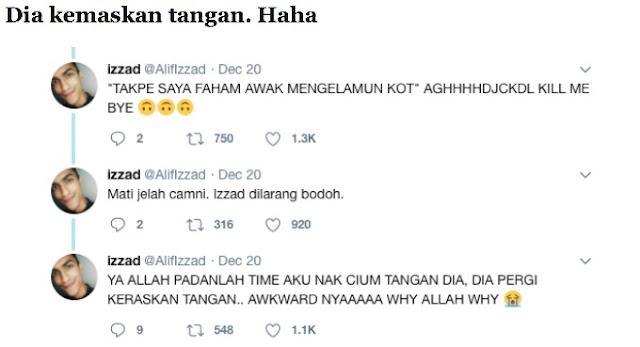 Netizen Pecah Perut Baca Kisah Penumpang Tercium Tangan Pemandu Grab