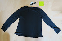 hinten: ZANZEA Damen Langarm Lose Bluse Hemd Shirt Oversize Sweatshirt Oberteil Tops