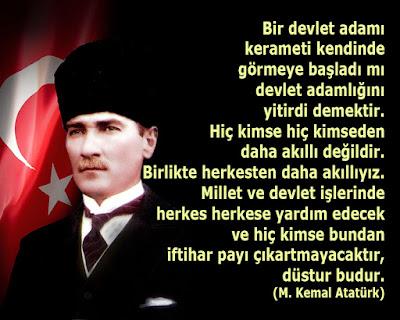 türk bayrağı, türk, bayrak, atatürk, mustafa kemal, devlet adamı, devlet, güzel sözler, özlü sözler, anlamlı sözler,
