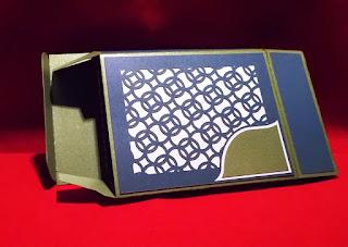 Foto mit Schachtel
