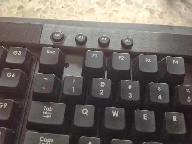 Corsair Vengeance Series Mechanical Keyboard Round Up 203