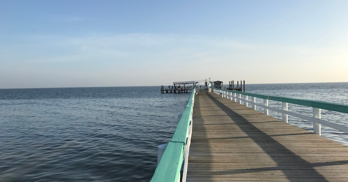 Pine island florida quiet spring morning in bokeelia for Bokeelia fishing pier