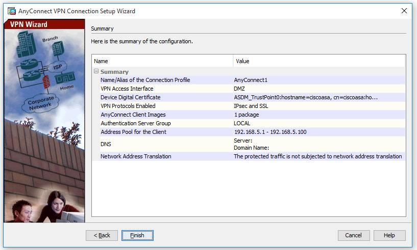 Cyber Security Memo: Cisco ASA Remote Access VPN Configuration 2