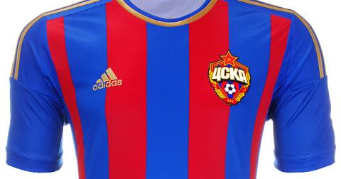 ed7316edb3 Adidas é a nova fornecedora do CSKA Moscou - Show de Camisas