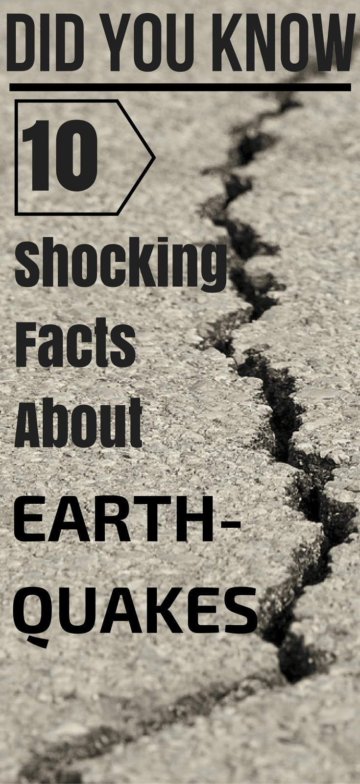 Did You Know These 10 Shocking Facts About Earthquakes?