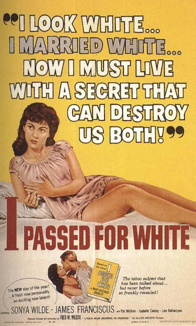 I Passed for White - Movie Title