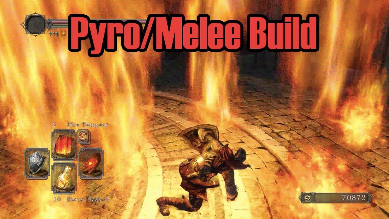 dark souls 3 pyromancer build - woodworking