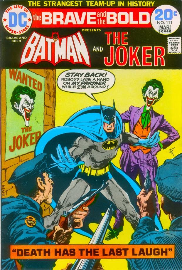 comic batman joker 1940