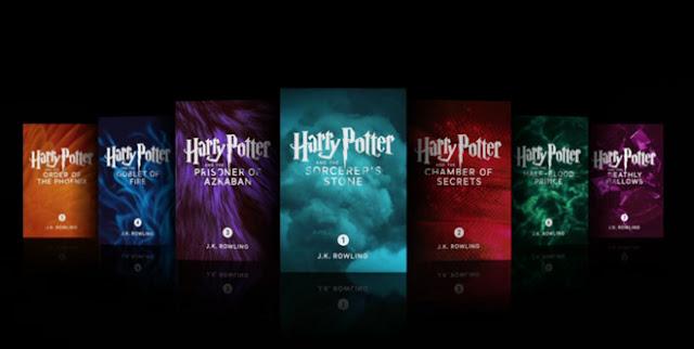 A Apple aterra acesso digital exclusivo para a série Harry Potter em iBooks